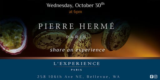 Share an Experience with Pierre Herme Paris