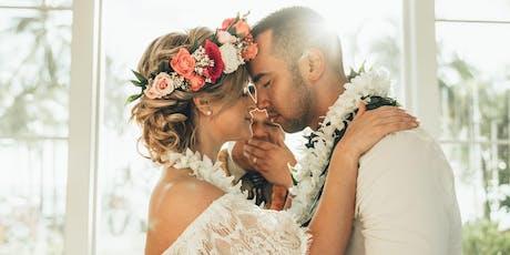 Authentic Hawaiian Wedding Ceremony at  Moana Chapel tickets