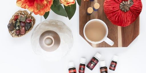 Essential Wellness Experience - Winter Wellness With Essential Oils