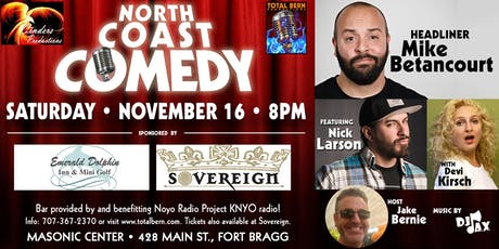 North Coast Comedy! tickets