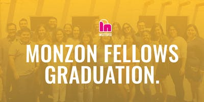 Monzón Fellows Graduation