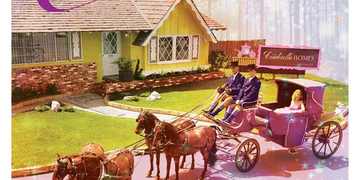 Magical Cinderella Ranch Homes of the 1950s - Author speaker event