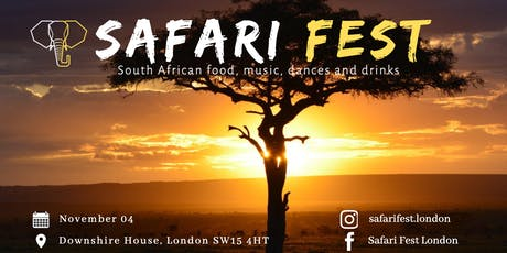 Safari Fest tickets