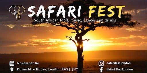 Safari Fest