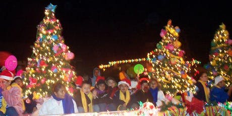 Lighted Christmas Parade & Gift Fair tickets