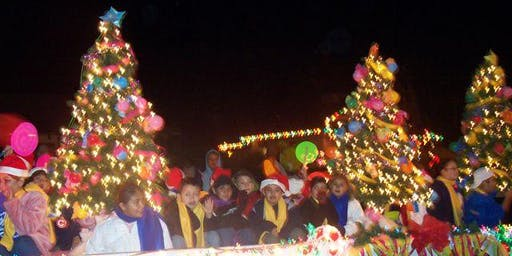 Lighted Christmas Parade & Gift Fair