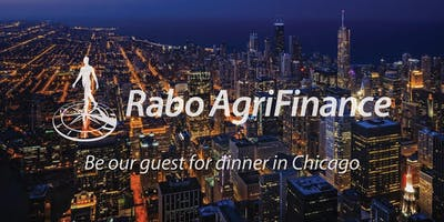 Join Rabo AgriFinance for Dinner in Chicago