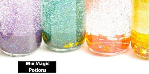 Mix Magic Potions