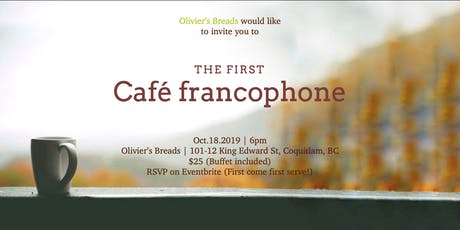 Café francophone by Olivier's Breads tickets
