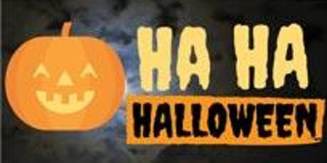 HA HA Halloween Comedy Showcase tickets