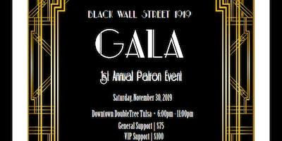 1919 Black Wallstreet Gala
