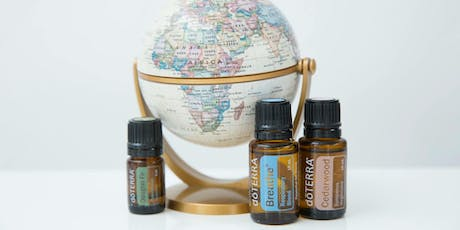 Intro to Essential oils - ONLINE CLASS tickets