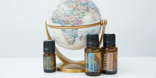 Intro to Essential oils - ONLINE CLASS