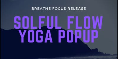 SOLFUL Flow Yoga Popup