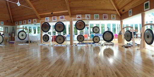 Gong Master Practitioner Training - The Harmony of the Spheres Programme