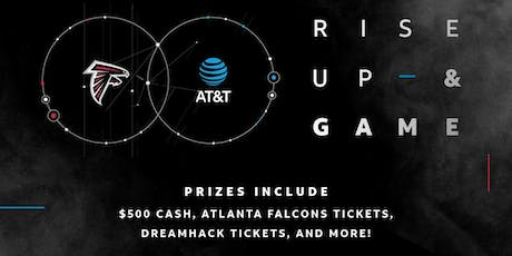 AT&T + Atlanta Falcons: Rise Up & Game - FIGHT OR FLIGHT tickets
