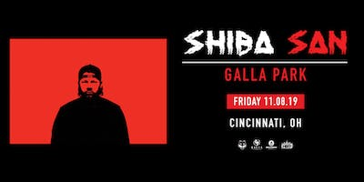 Shiba San / Galla Park / Friday, November 8th