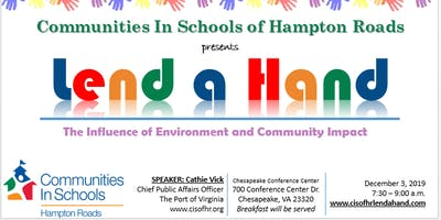 Lend a Hand: The Influence of Environment and Community Impact