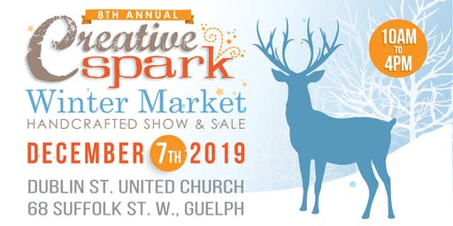 Creative Spark Winter Market Show & Sale