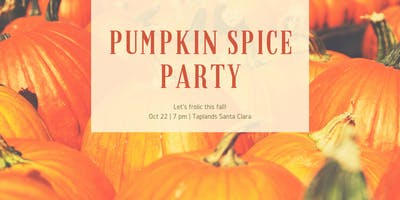 Pumpkin Spice Wellness Party!