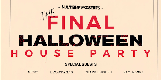 The Final Halloween House Party
