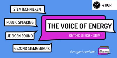 The Voice Of Energy - Public Speaking [DUTCH]