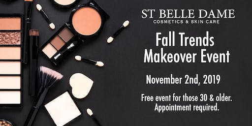 Fall Makeup Event November