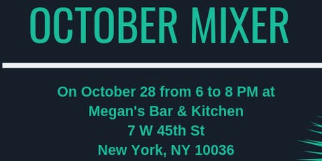OWIT New York October Mixer tickets