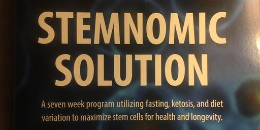 Stemnomic Solution Program - October 2019