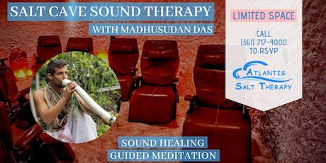 Salt Cave Sound Therapy: Root Chakra - Digidiridoo tickets