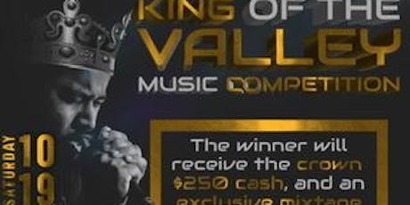 King Of The Valley Showcase tickets