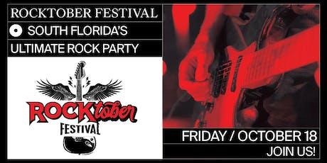 ROCKtober Fest tickets