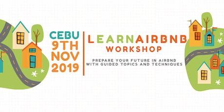 CEBU Learn Airbnb Workshop tickets