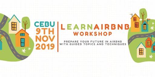 CEBU Learn Airbnb Workshop