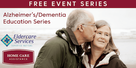 Caregiver Survival 101: Caring for Someone with Dementia - Reducing Stress tickets