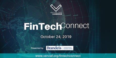 FinTech Connect 2019 tickets