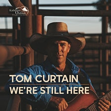 Outback Productions - Tom Curtain logo