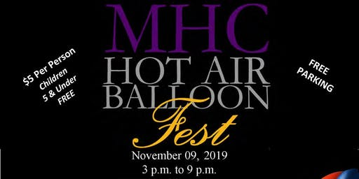 MHC Hot Air Balloon Fest