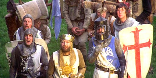 Friday Flicks: Monty Python's Holy Grail