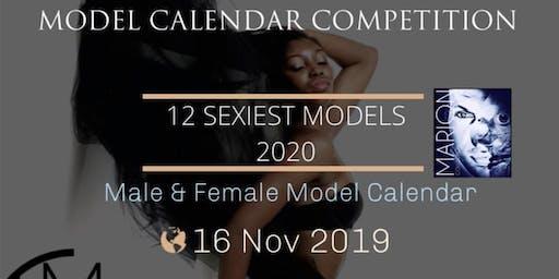 Atlanta Calendar Model Competition