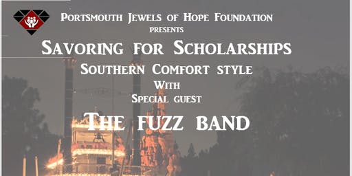 Savoring for Scholarships-  Southern Comfort Style