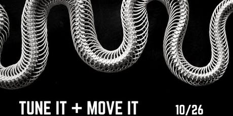 Tune It + Move It: Spine Language tickets