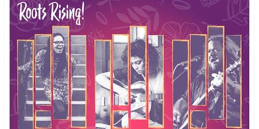 Roots Rising! featuring Matt Andersen, Gaby Moreno & Liz Vice