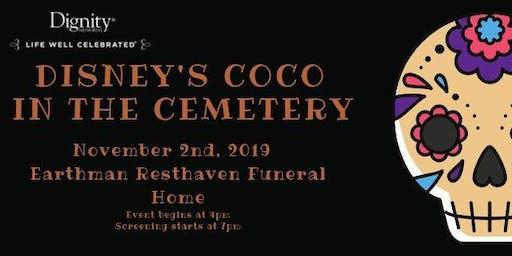 Dignity Memorial Presents: Disney's Coco for Dia de los Muertos
