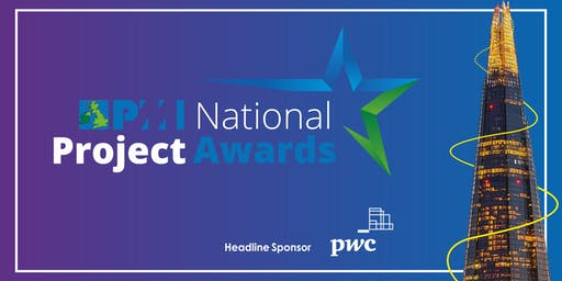 PMI UK National Project Awards 2019