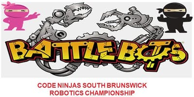 Code Ninjas South Brunswick Robotics Championship