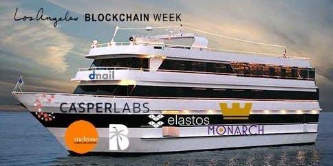 Yacht Party - LA Blockchain Week
