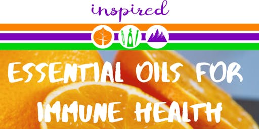 Essential Oils for Immune Health