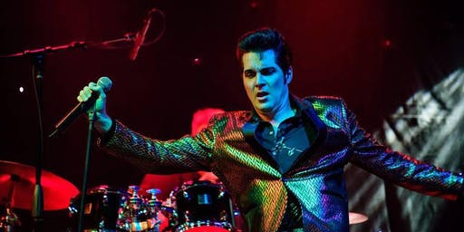 A Tribute to the King (Elvis Tribute), presented by Travis LeDoyt