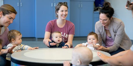 Babies Make Music (3 months - walking) - Saturdays at 9:15 am  tickets